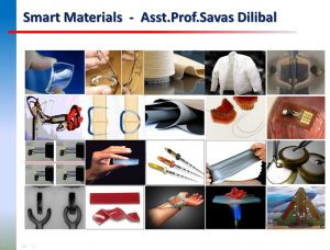 Smart Materials Savas Dilibal